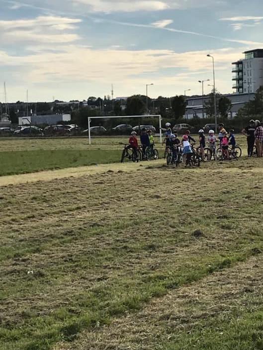 SERC Grass Track Cycling