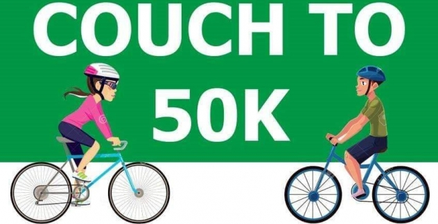 Couch to 50km